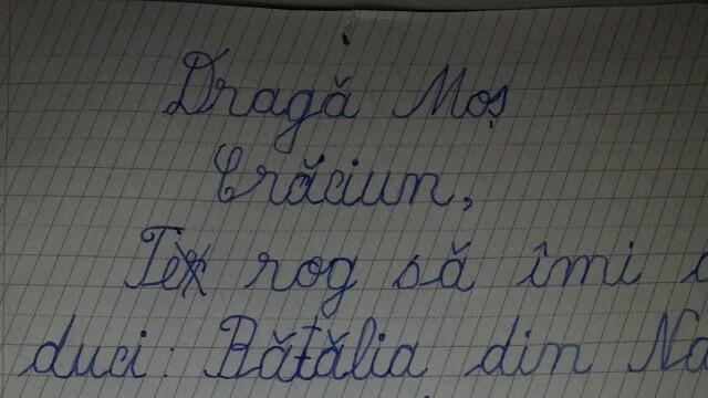 scrisoare 3