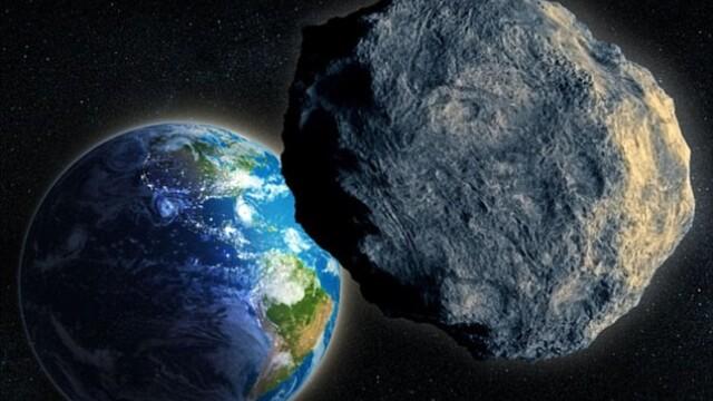 Terra, lovita de doi asteroizi simultan. Ce pericol reprezinta pentru Pamant \