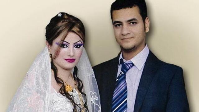 De ce a ajuns aceasta fotografie de nunta viral pe net. Povestea incredibila din spatele imaginii