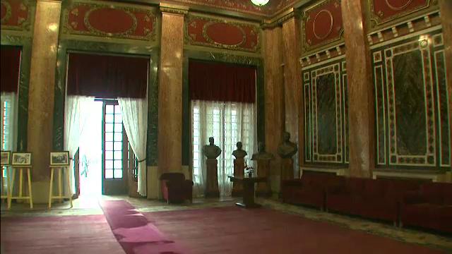 Salonul de protocol al Regelui Carol al II-lea din Gara de Nord a fost redeschis