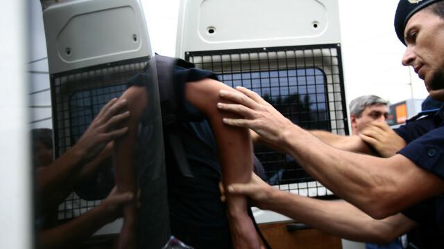 Barbat cu mandat european de arestare pentru omor calificat si trafic de arme, prins la Constanta