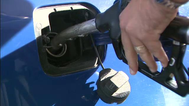 carburanti pompa