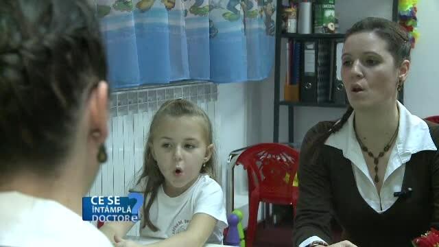 Copilul nu pronunta bine literele? Cum trebuie sa procedati in acest caz