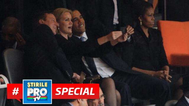 Ce au in comun liderii planetei si pustoaicele de pe FB. Selfies, moda careia nimeni nu-i rezista - Imaginea 1