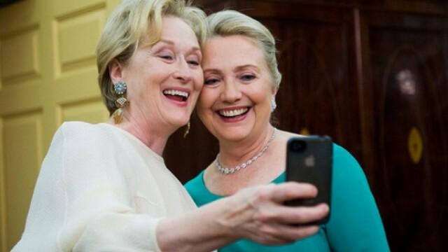 Ce au in comun liderii planetei si pustoaicele de pe FB. Selfies, moda careia nimeni nu-i rezista - Imaginea 3
