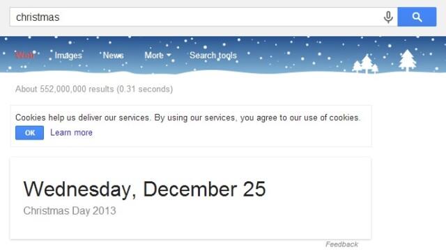 craciun google