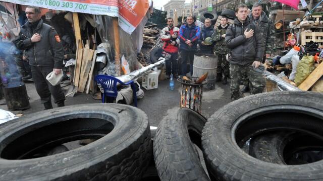 Euromaidan, revolutia care si-a luat numele de la un hashtag de pe internet. Momentele cheie ale celor 3 luni de revolte - Imaginea 7