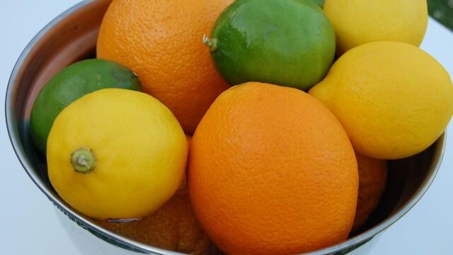 Nu ratati in nicio zi cele mai populare fructe de sezon: citricele! Sunt benefice pentru organism