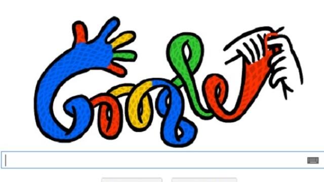 Google Doodle, solstitiu de iarna