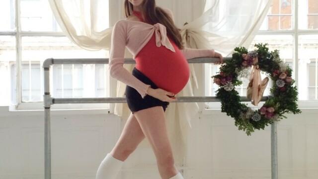 Performanta la care a ajuns aceasta balerina. Secretul ei i-a impresionat pe toti - Imaginea 3