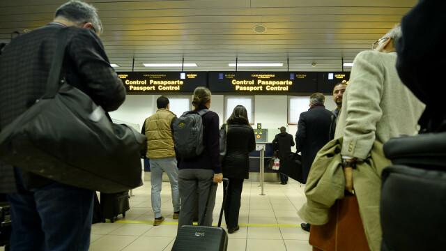 romani la aeroport