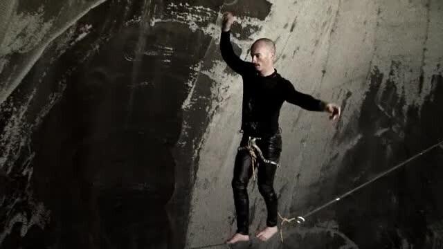 acrobatie, salina
