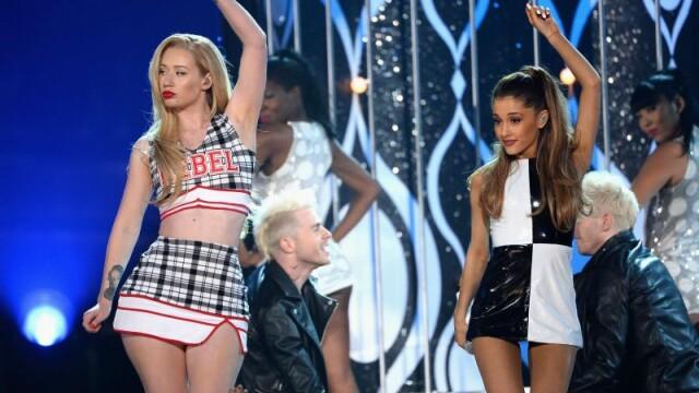 Iggy Azalea, Ariana Grande