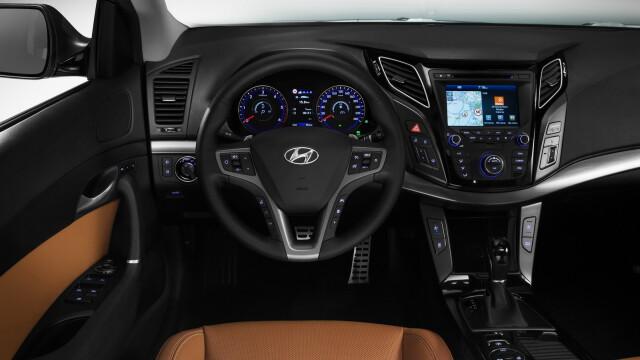 Hyundai, record de lansari. i20, i30 si i40, trei modele noi intr-o singura zi. FOTO - Imaginea 4