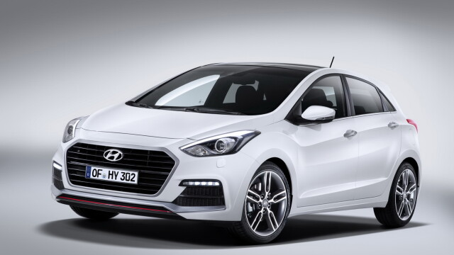 Hyundai, record de lansari. i20, i30 si i40, trei modele noi intr-o singura zi. FOTO - Imaginea 5