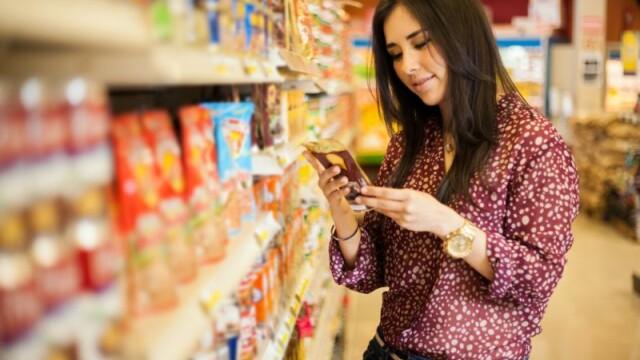 Ce va aparea pe etichetele produselor alimentare din Romania, incepand de sambata