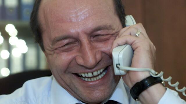 Declaratia facuta de Traian Basescu, despre un realizator TV. Ce i-a cerut sotiei cand a ajuns acasa