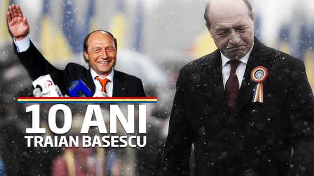 10 ANI cu Traian Basescu - TIMELINE, episodul 1: 2004-2006. Victoria in fata lui Nastase, \