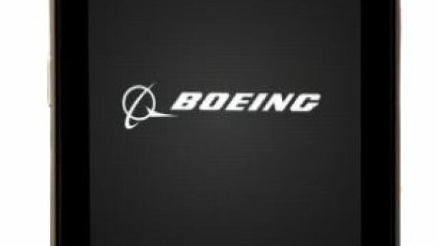 Telefon Boeing si BlackBerry