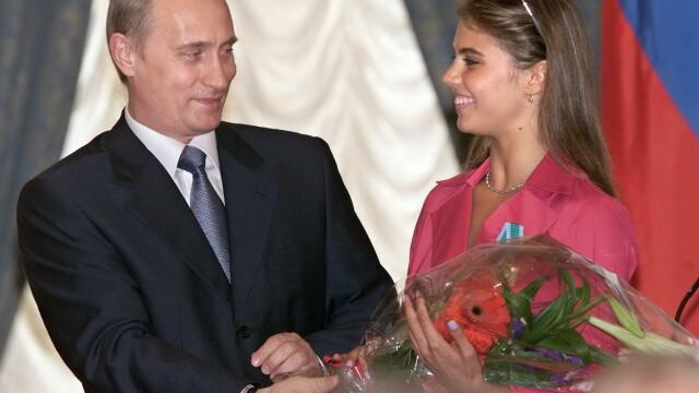 Vladimir Putin, Alina Kabaeva