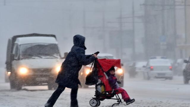 Furtuna de zapada Moscova