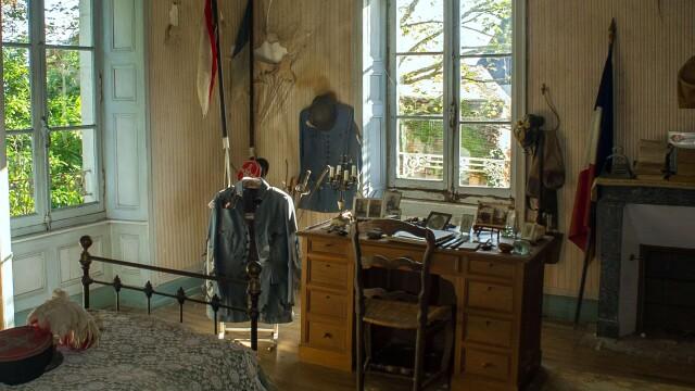 Incursiune in istorie. Cum arata camera unui soldat din Primul Razboi Mondial, nemodificata de 100 de ani - Imaginea 4