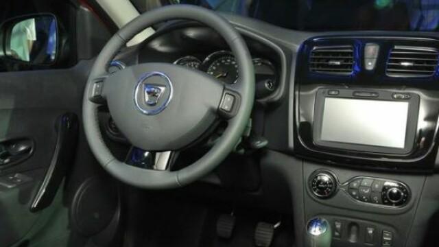 Primele imagini cu Dacia Logan cu cutie automata. Cat trebuie sa platiti in plus pentru transmisia Easy-R. VIDEO