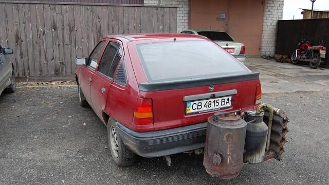 masina pe lemne Ucraina