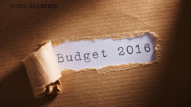 buget 2016, imagine simbol