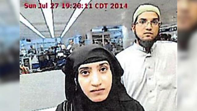 Cei doi teroristi din California au fost finantati si antrenati. Tara in care au calatorit cu cateva luni inainte de atac