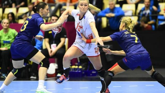Romania-Norvegia 33-35 in semifinalele Campionatului Mondial de Handbal. Cine va fi adversarul Romaniei din finala mica