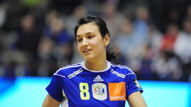 Cristina Neagu, desemnata cea mai buna handbalista din lume in 2015. Cine completeaza topul