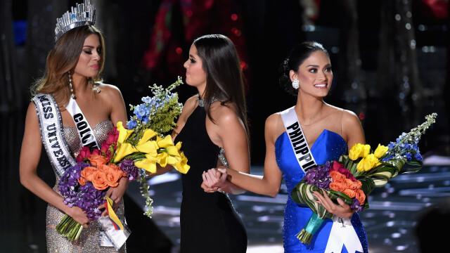Miss Univers, Pia Alonzo Wurtzbach, gafa, Ariadna Gutierrez