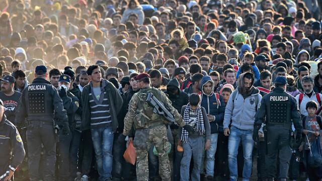 migranti slovenia - getty