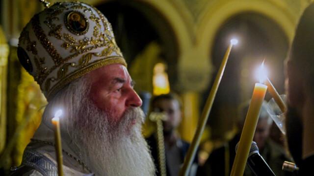 Mitropolitul Banatului promoveaza interzicerea casatoriilor gay prin Constitutie. \