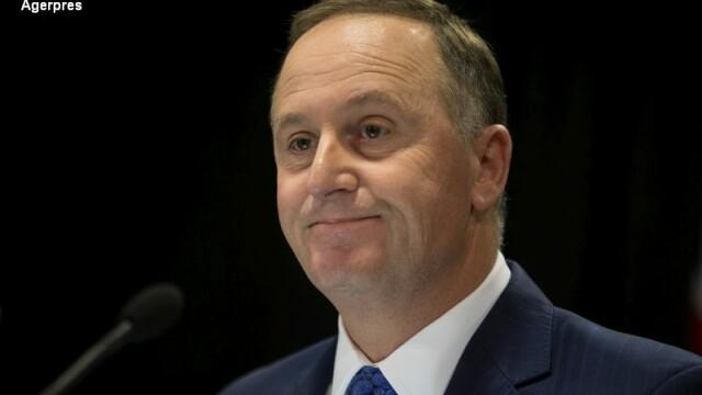 Dupa 8 ani la conducere, premierul din Noua Zeelanda a anuntat in mod neasteptat ca isi da demisia. Motivele invocate