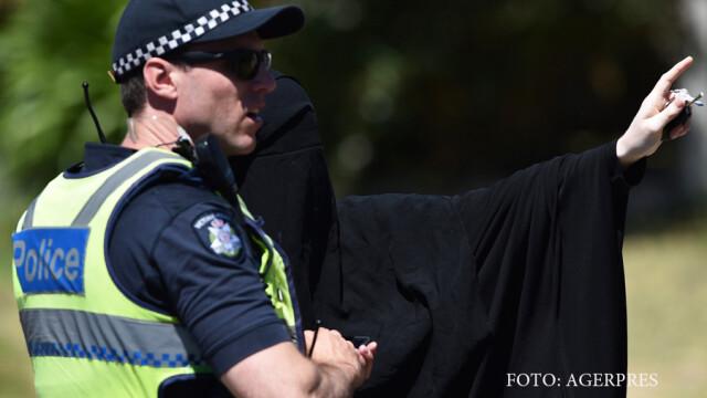 politie, Melbourne, atentat dejucat