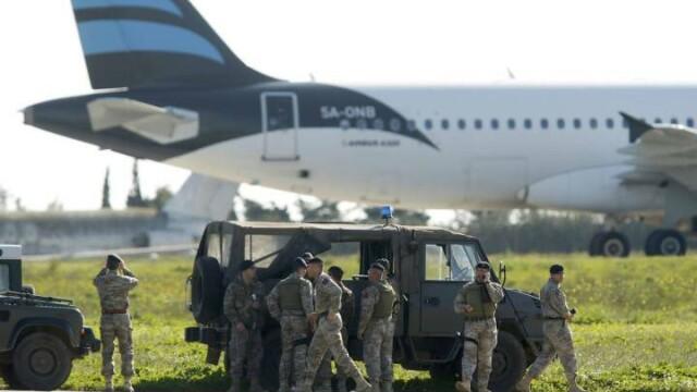 avion libian deturnat