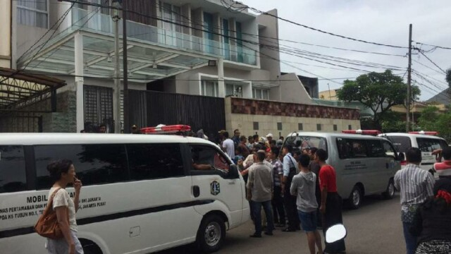 politie indonezia