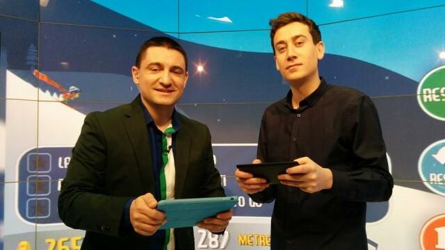 George Buhnici, Marian Andrei