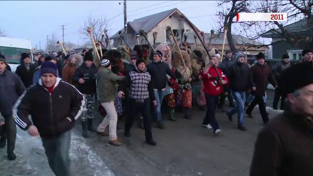 100 de jandarmi, pregatiti sa intervina la celebra bataie de Anul Nou din Ruginoasa. Primar: \