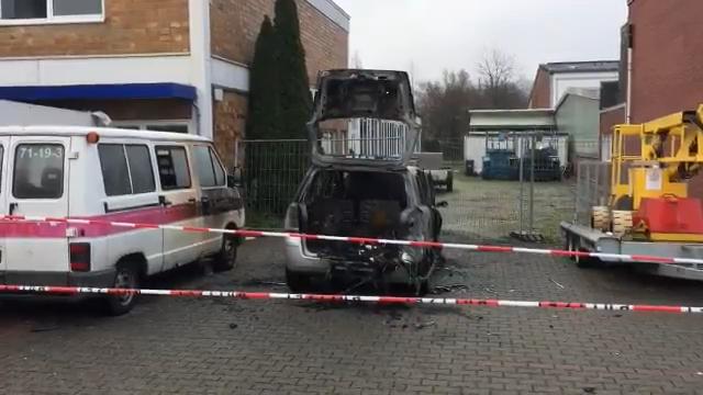 Incendiu Germania