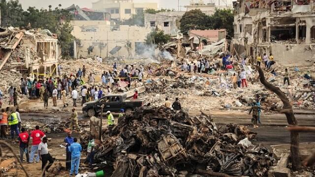 Atac Somalia, 14 octombrie