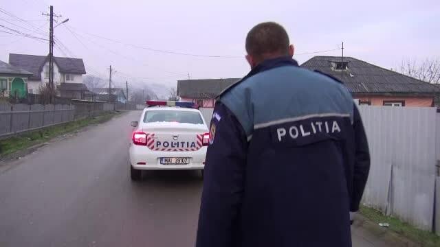 politist pe ulita