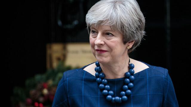 """Premierul britanic Theresa May: """"Părăsim Uniunea Europeană, nu Europa"""""""