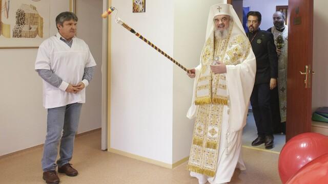 Centru social, sfinţit de Patriarh cu \