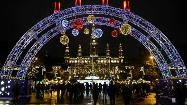 Turtă dulce românească şi vestitele noastre dulceţuri fac senzaţie la Viena. Cum arată târgurile de Crăciun