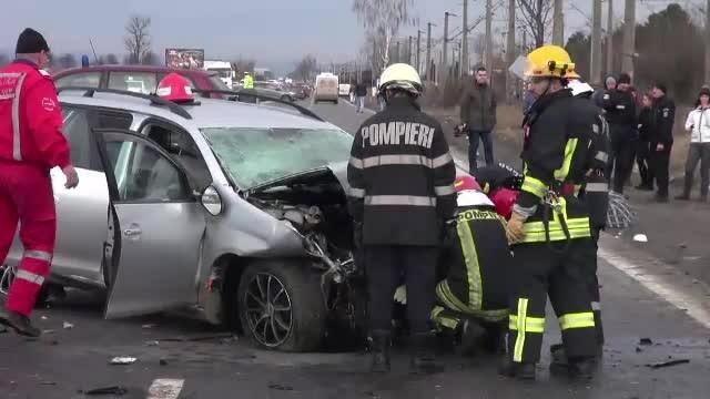accident Dn 11 harman