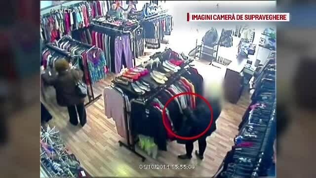 Magazinele, speriate de hoți. Pun doar poza produselor la raft și au paznici îmbracați civil