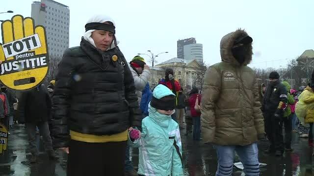 Proteste în Piața Victoriei. Conflict între manifestanți și jandarmi în fața Parlamentului. VIDEO - Imaginea 3